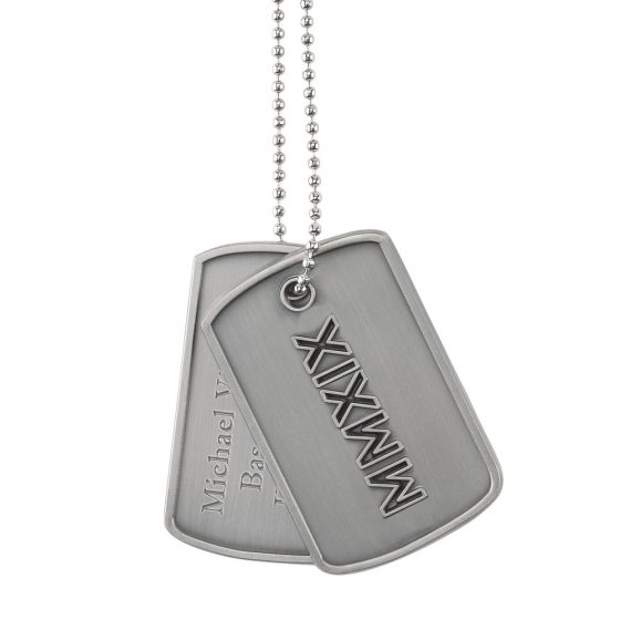 2019 Senior Dog Tag
