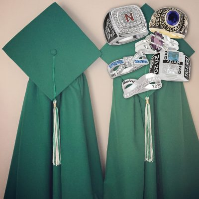 FREE Cap, Gown & Tassel with Class Ring