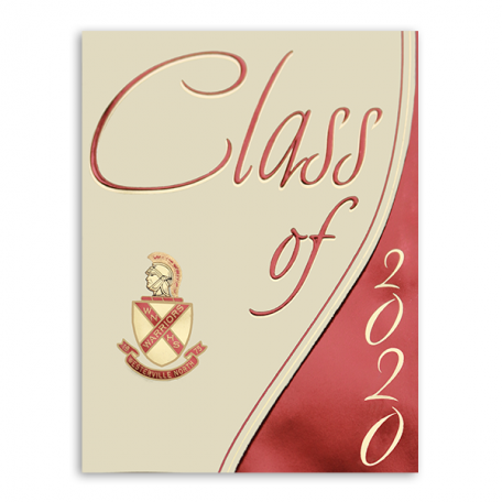 2020 Graduation Announcement