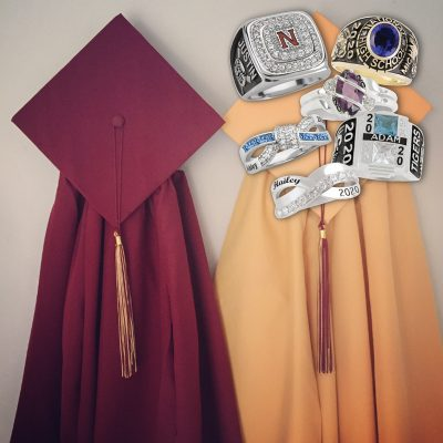 Cap, Gown & Tassel FREE with Class Ring