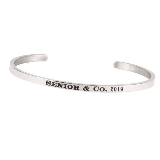 Senior Cuff Bracelet