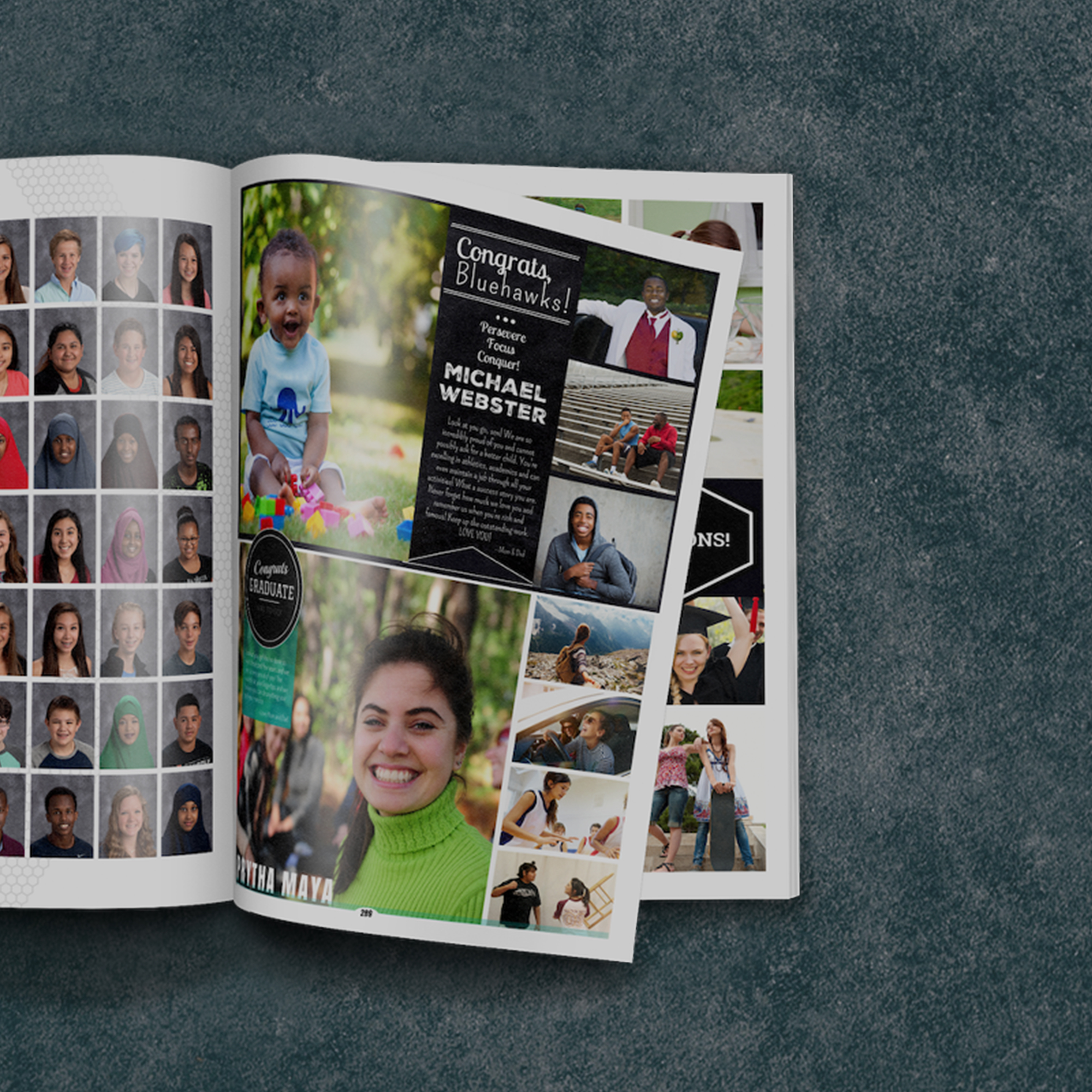 Open Yearbook